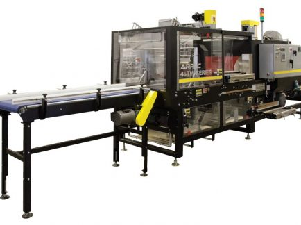 ARPAC 45TW-28, Tray Wrapper Shrink Packaging System