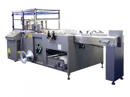 Arpac TS-37 Continuous Motion Side Seal Wrapper