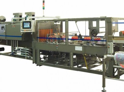 BRANDPAC™ BPMP-5300, Continuous Motion Bottom Overlap Shrink Wrapping System