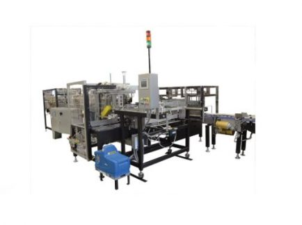 ARPAC DPM-2000, Intermittent Motion Wrap-Around Tray Packer/Case Packer