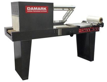 Damark MP Series L Bar Sealer and Tunnel System