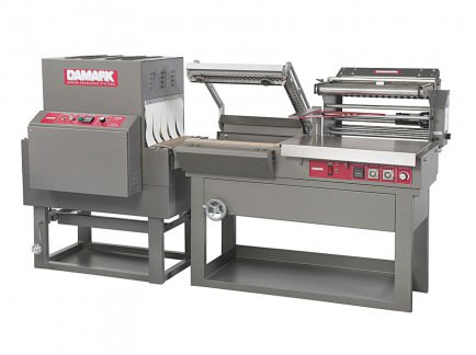 Damark SMC 1620 L-sealer with ST-16 Tunnel
