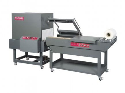Damark SMC 2228 L-Sealer with SZ-24 Tunnel