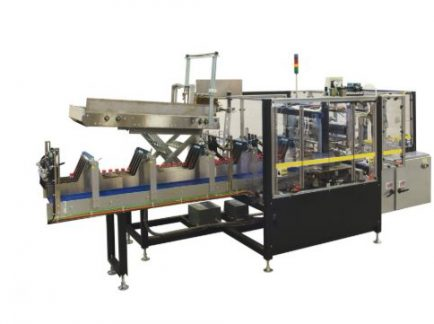 ARPAC EL-2000, Intermittent Motion End-Load Tray Packer/Case Packer