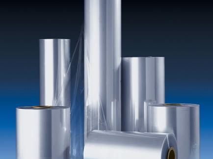 High Clarity Poly Shrink Film