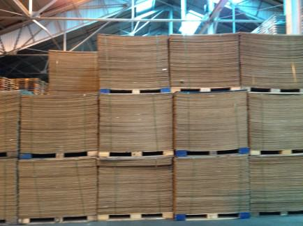 Tier Sheets (Reconditioned)