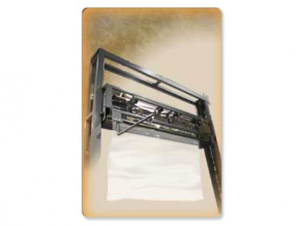 In Line Top Sheet Dispenser Unit