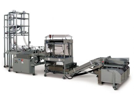 Vertical Cup Counter/Loader